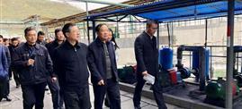 四川省副省长杨洪波高度肯定bwin官方网站必赢股份环保整治工作