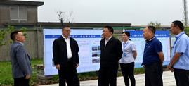 德阳市委书记赵世勇检查bwin官方网站必赢股份生态环境治理工作