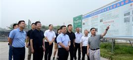 德阳市委书记靳磊肯定热博rb88唯一官方网站热博rb88唯一官方网站环保整治工作